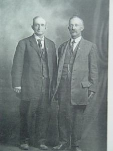 Edward and Charles Sternberg
