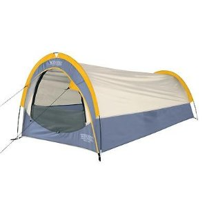 Wedge-shaped tent